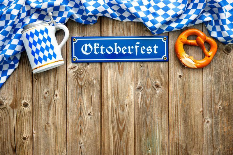 Oktoberfest Frisur